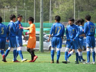 練習試合 (3)